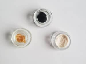 CBD Crumble Retail Packaged
