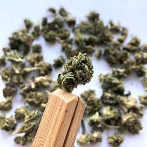 CBD Hemp Flower Smalls – Rough Trim