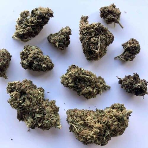 Legendary Hemp Flower is high in CBD and other cannabinoids
