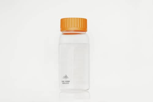 Image shows the clarity of our d8 distillate